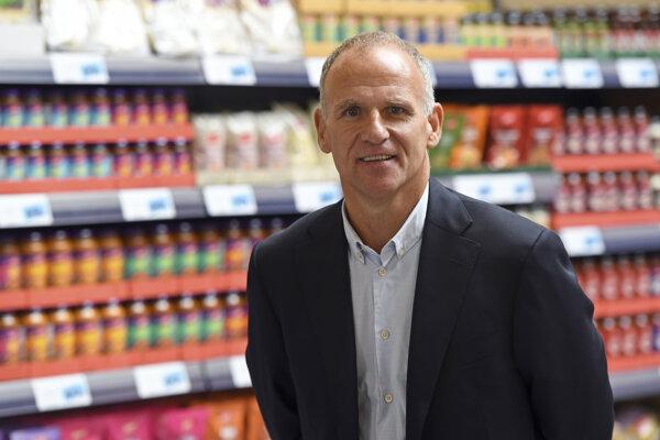 Dave Lewis, výkonný riaditeľ reťazca Tesco