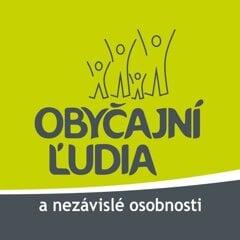 OBYČAJNÍ ĽUDIA a nezávislé osobnosti - OĽANO (logo strany)