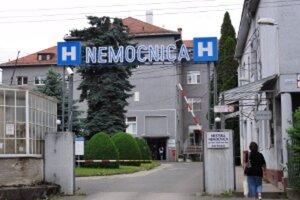 Nemocnica Zlaté Moravce.
