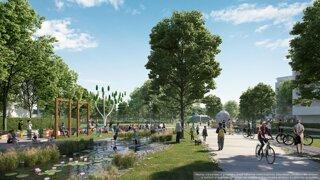 Na juhu Petržalky postavia novú štvrť pre 15-tisíc ľudí