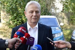 Doterajší starosta Budapešti István Tarlós.
