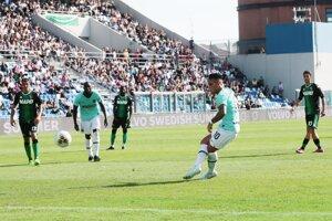 Predmetný zápas Interu a Sassuoly.
