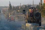 Americkí vojaci sa sťahujú zo Sýrie.