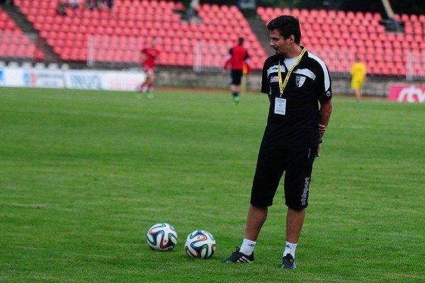 Michal Horný odmietol Líbyu, trénuje Spartak Myjava.