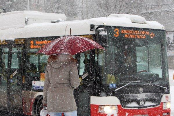 Mestskú dopravu v Myjave zrušili pred dvomi rokmi.
