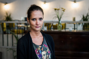 Alena Holka Chudžíková.