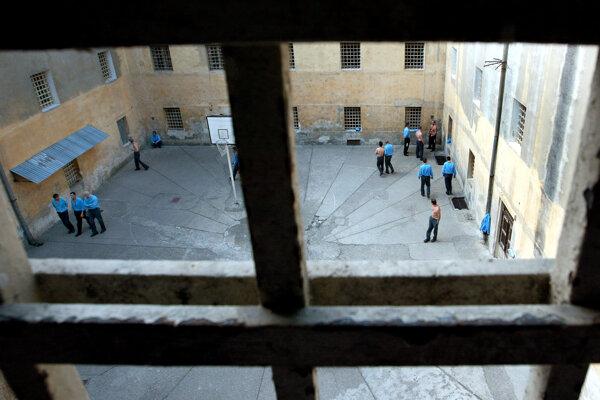 Väznica v Ilave.