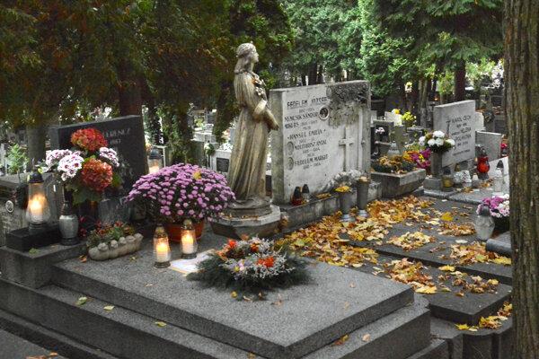 Cintoríny upravujú otváracie hodiny.