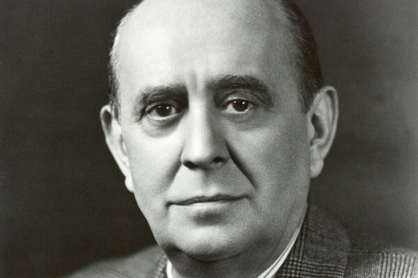 Jan Masaryk.