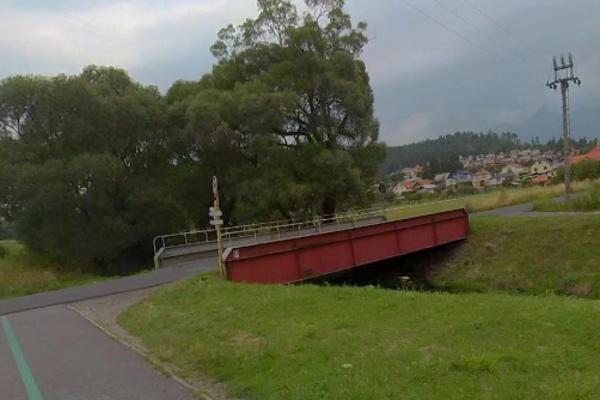 Most do Lopušnej doliny je uzavretý.