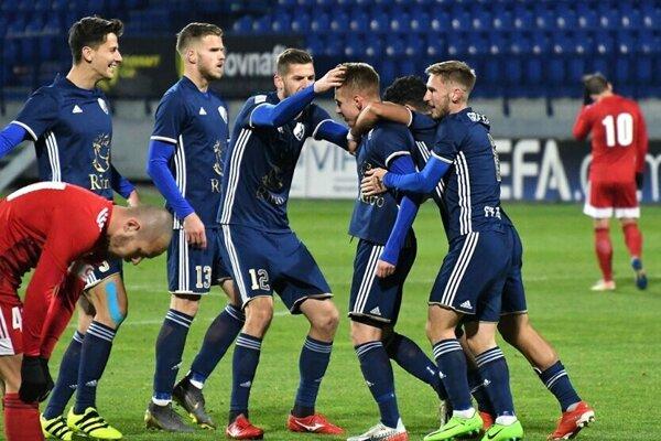 Popradčania si pohárovým triumfom nad Banskou Bystricou udobrili vedenie klubu. Dočasne či nastálo?