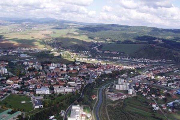 Mesto Stará Ľubovňa.