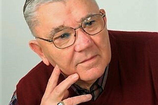 Básnik Pavol Stanislav Pius