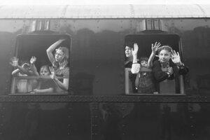 Rodičia posielali deti do Anglicka, aby ich zachránili pred nacistami.