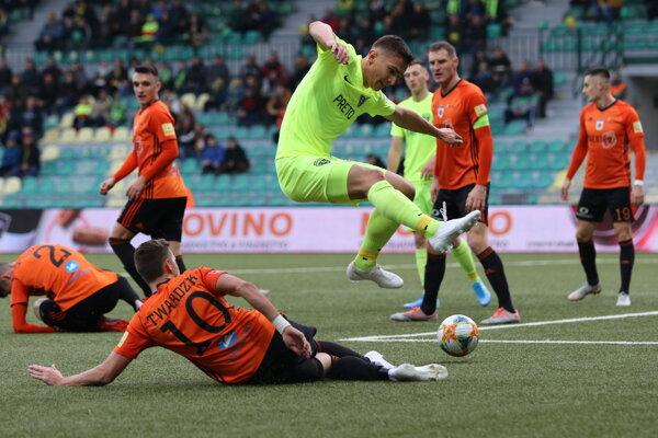 Krajské derby ovládol Ružomberok.