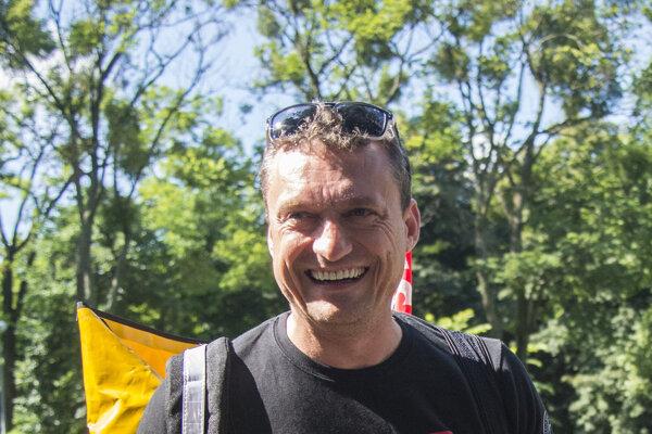 Marcel Forgáč.