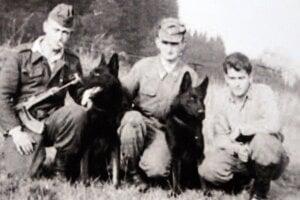 Na hranici strážilo vyše tisíc psov.