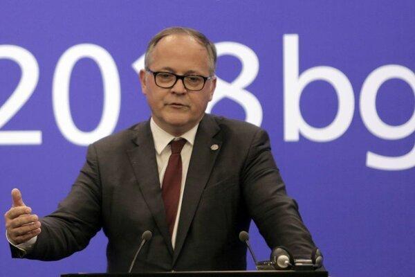 Benoit Coeuré, člen predstavenstva Európskej centrálnej banky.