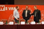 Diskusné fórum v Žiline.