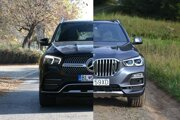 Mercedes GLE vs. BMW X5