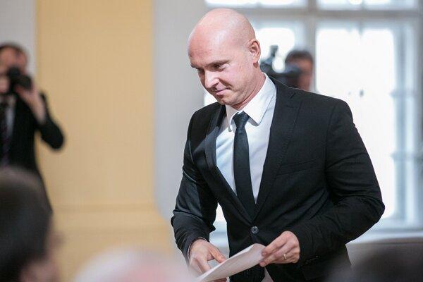Branislav Gröhling (SaS).