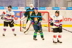 Mikulášske hokejové béčko proti Sabinovu dva krát úspešné.
