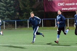 Futbalisti Fomatu sa už pripravujú na odvetnú časť.