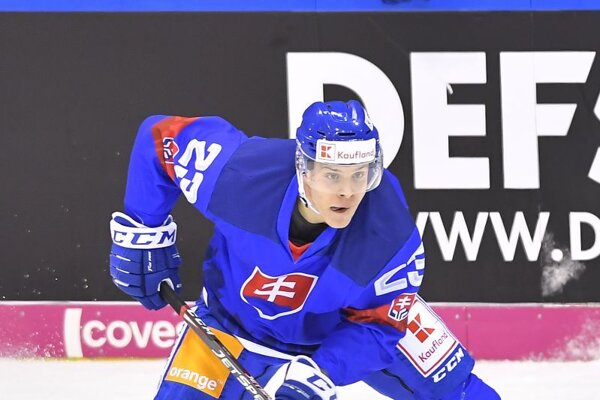 Adam Liška v drese reprezentácie.