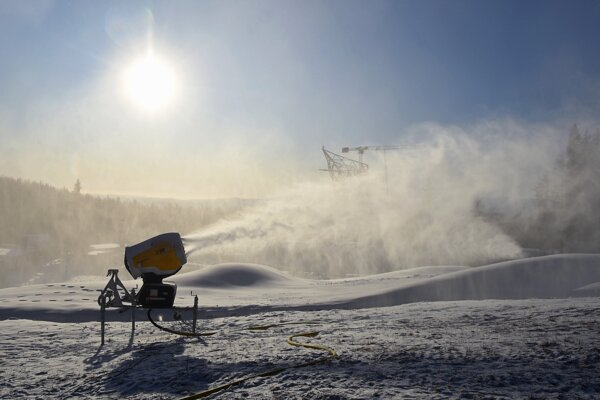 Čoskoro si milovníci zimných športov prídu na svoje.