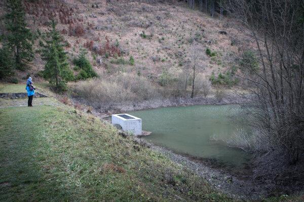 Polder v Iľanovskej doline