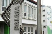 Areál bývalého podniku Palma-Tumys.