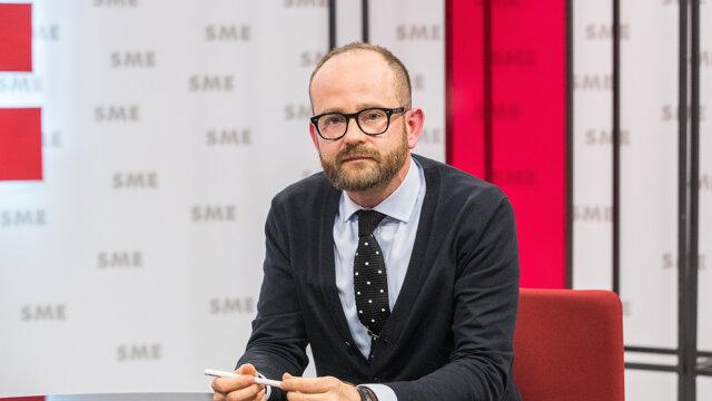 Andrej Leontiev v relácii Rozhovory ZKH.