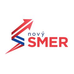 SMER - sociálna demokracia (logo strany)