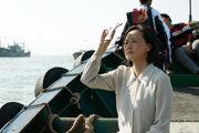 Čínska dráma Zbohom, synu.