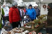 Vianoce na dedine. V nedeľu v Múzeu slovenskej dediny.