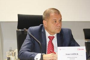 Ivan Lužica je uznávaným odborníkov v oblasti dopravy a eurofondov.