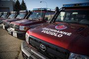 Horská záchranná služba dostala nové terénne autá.