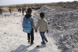 V provincii žijú asi tri milióny ľudí vrátane milióna detí.