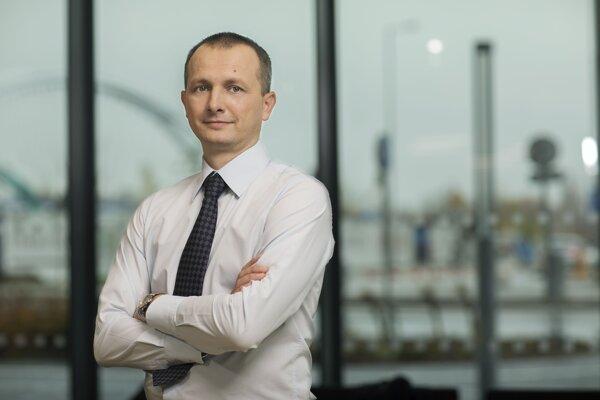 Pavel Pelikán, výkonný riaditeľ JTRE.