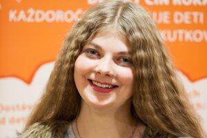 Katarína Jaďuďová získala ocenenie v kategórii Pomoc prírode.