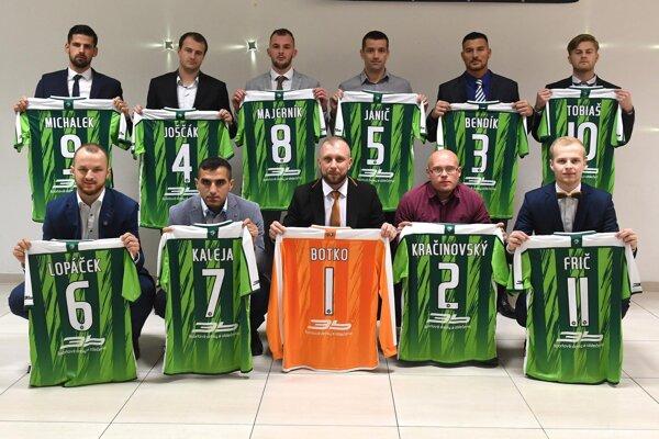 Jedenástka roka 2019 ObFZ Prešov.