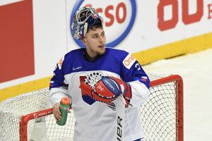 Samuel Hlavaj, odchovanec martinského hokeja, výraznou mierou prispel k víťazstvu Slovenska nad Kazachstanom.