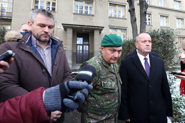 Bezpečnostné zložky sa dnes stretli v Banskej Bystrici.