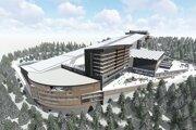 Plánovaná výstavba lyžiarskej haly na Donovaloch priniesla rozporné reakcie aj petíciu.