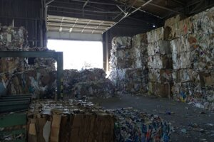 Novozámčania vlani vyseparovali 55-percent odpadov.