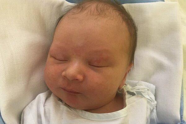 Prvé tohtoročné bábätko narodené v Levickom okrese.