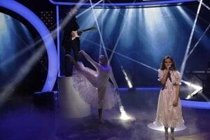 Mladá speváčka z Levíc Lenka Berkešová sa prebojovala do finále speváckej súťaže v talianskom meste Sanremo.