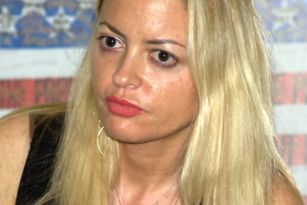 Elizabeth Wurtzelová na fotke z roku 2014.