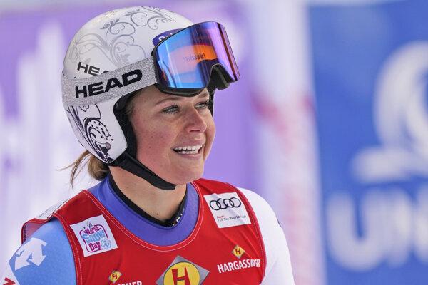 Corinne Suterová.