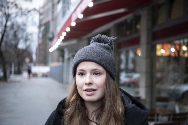 Luisa Neubauerová, nemecká Greta.